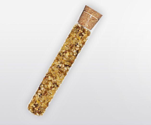 Grand flacon encens: Casper / Mélange d'Aden et Benjoin du Siam - 100% grains naturels