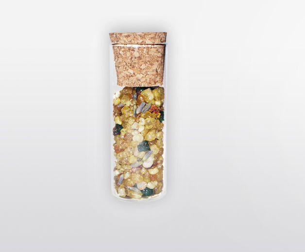 Flacon encens: Devotion / Avec plantes aromatiques - 100% grains naturels