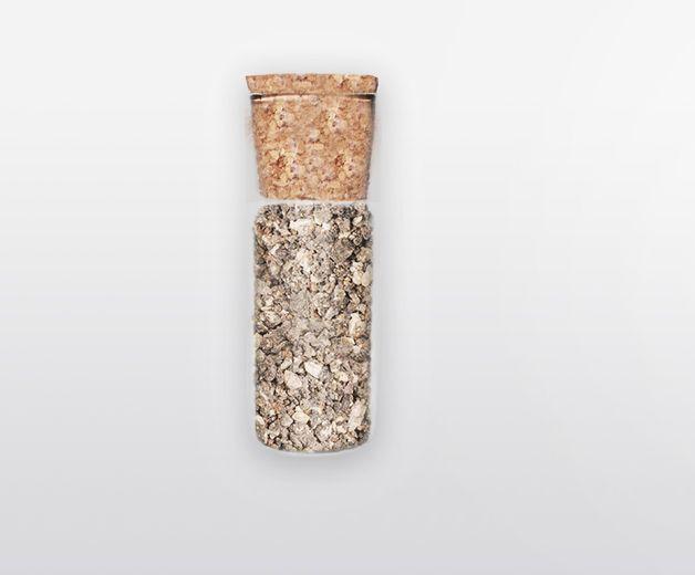 Flacon encens: Benjoin - 100% grains naturels