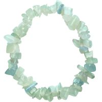 Bracelet en Serpentine vert opal - Pour se donner du courage