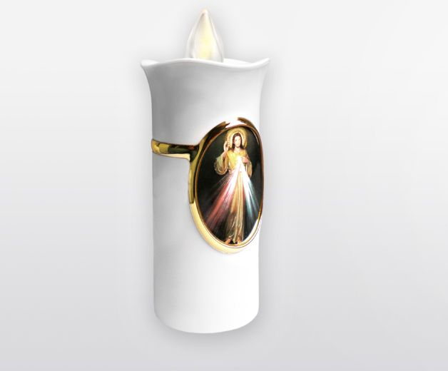 Lampe / Veilleuse de la Divine Miséricorde - Luminaire de chambre