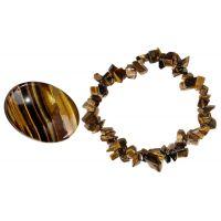 Bracelet & Pierre en minéral d'Aventurine - Pour l'harmonie