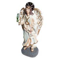 Statue Archange Gabriel 12cm