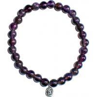 Bracelet en perles d'Améthyste - Pierre de sagesse