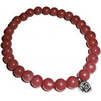 Bracelet en perles de Cornaline - Pierre du bien-être