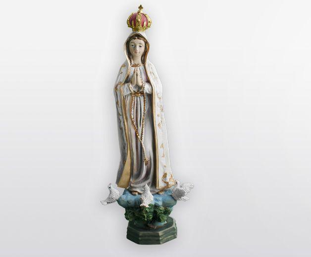 Statue de Fatima 20cm